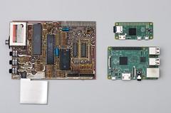 Progress (apburgess) Tags: arm pi raspberry sinclair zx81 z80 raspberrypi smcpentaxdfa100mmf28macro