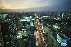 Nishinari at Night (Christopher Goode) Tags: travel film japan set analog 35mm tokyo shoot olympus harajuku osaka akihabara behind analogue 20 asakusa om scenes zuiko feature dotonbori guts sugamo nishinari shinsekai om20 shinjuki