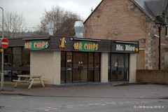 Mr Rice, 37 Telford St, Inverness IV3 5LD (Doffcocker) Tags: scotland inverness invernessshire