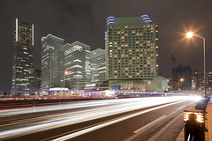 MM Towers (spiraldelight) Tags: yokohama minatomirai   eos5dmkii tse17mmf4l