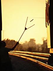 B&O, Sterling, Ohio, 1977 (railphotoart) Tags: ohio unitedstates sterling eb stillimage