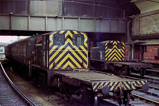 03094 and 03063 at Newcastle Central