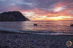 IMG_8587 (Enrique Gandia) Tags: nature sunrise landscape spain andalucia amanecer almeria cabodegata lasnegras travelblogger consejeroviajero