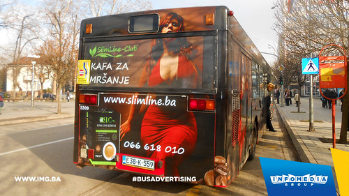Info Media Group - Slimline, BUS Outdoor Advertising, Banja Luka 01-2016 (2)