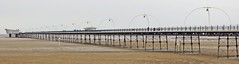 Southport Pier (RoystonVasey) Tags: canon path powershot coastal southport hs merseyside sefton sx260