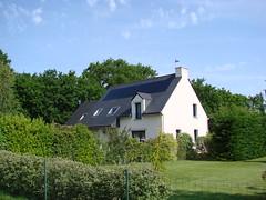 Solar slate residential (C) Solarcentury