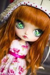 FS Customised Dal Doll (Pinktezka) Tags: doll planning bjd pullip dall fa jun fs jointed