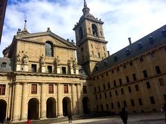 Mucha historia (Stefa_Ramirez7) Tags: madrid espaa love real spain san paisaje el lorenzo kawaii monasterio cultura escorial baslica perfecto pasado