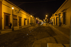Oaxaca @ Night