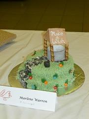 Make a Wish (rwarren69) Tags: green grass lemon stones marlene well wish wicc
