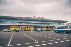 Sunan International Airport of Pyongyang (reubenteo) Tags: city democracy scenery war communist communism kimjongil socialist metropolis socialism northkorea pyongyang dprk reunification kimilsung kimjongun