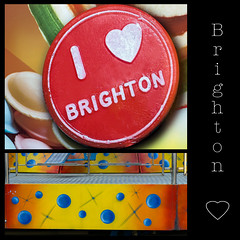 11/52: Circles (hehaden) Tags: red collage circle sussex pier diptych brighton heart bright round colourful brightonpier palacepier 52photos2016