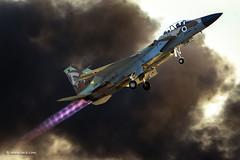 Afterburner Thursday!  Nir Ben-Yosef (xnir) (xnir) Tags: israel israeliairforce iaf aviation idf air force aircraft outdoor defence   israelairforce flight mcdonnelldouglas boeing f15 eagle airsuperiority fighter baz raam