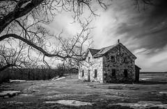 Stone House Road (RWTurenne) Tags: abandoned farmhouse