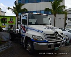 Police Hino258 Truck ( Freddie) Tags: truck police toyota stmaarten hino towtruck sintmaarten philipsburg policevehicle dutchcaribbean thefriendlyisland