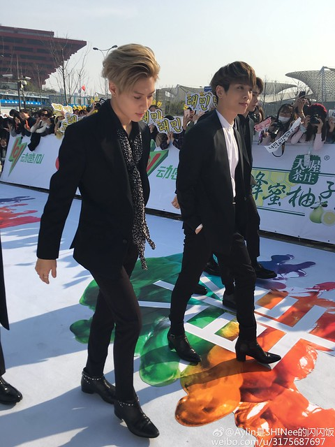 160328 ‎SHINee @ '23rd East Billboard Music Awards' 26033507612_aefa8d91f1_z