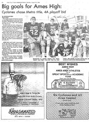 1986 AHS Football scanned newspaper article p001 dated August 30 1986 clipping (ameshighschool) Tags: school sports newspaper football classmate classmates iowa scan highschool 1986 clipping highschoolreunion classreunion schoolmates schoolmate ahs athelete amesiowa ameshighschool ahsaa ahs1987 ameshighschoolalumniassociation ahs1986 ameshighclassof1986 ameshighclassof1987 1986ahs ahs1988 ameshighclassof1988 1987ahs 1988ahs