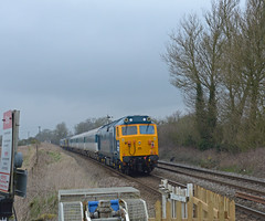 5Z50 dereham to leicester lip passing oakham and ashwell locos 50017 50007 37905 projct miller 41001 and 50050 at the rear (Iain Wright Photography) Tags: leicester rear miller lip passing oakham locos dereham ashwell 41001 50007 37905 projct 50050 50017 5z50