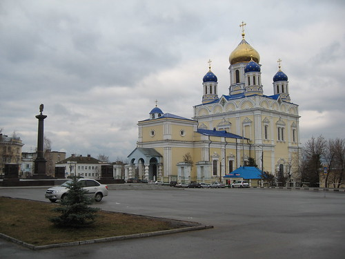 Елец Вознесенский собор ©  Grigory Gusev