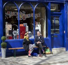 Something for the weekend sir? (IanAWood) Tags: london westend londonstreetphotography walkingwithmynikon nikondf nikkorafs58mmf14g
