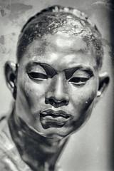 Look Away (Thomas Hawk) Tags: sanfrancisco california bw sculpture usa museum unitedstates michigan unitedstatesofamerica detroit dia jeanbaptistecarpeaux detroitinstituteofarts detroitinstituteofartsmuseum thechineseman