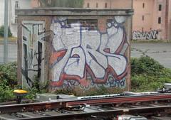 Tars. (universaldilletant) Tags: graffiti frankfurt ak ps usn tars