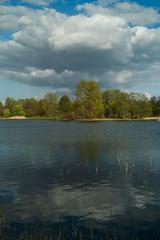 See Wolken Wind (rieblinga) Tags: leica berlin see wolken r landschaft garten dmr britzer