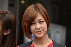 DSC_7071 (hideto_n) Tags: portrait cute girl car japan race nikon pretty none super racing ami d750 formula 24 motor f3 suzuka  motorshow   pitwalk racequeen crz  kawase      jsb1000  suzuka24