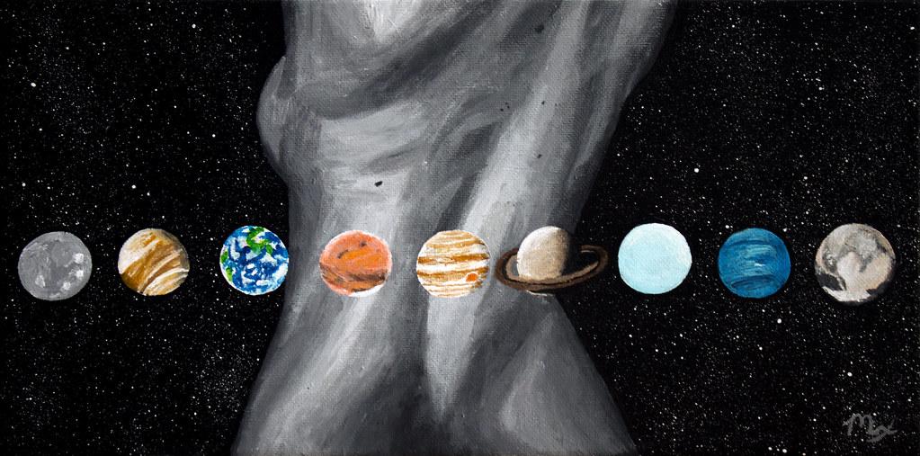 Suggest Uranus venus saturn acrylic dildo