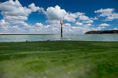 Cowes Slipway - DSCF7897 (s0ulsurfing) Tags: green clouds fuji april fujifilm isle cowes slipway wight 2016 s0ulsurfing xt1