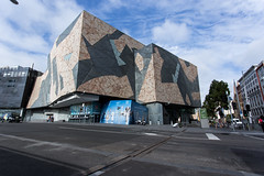 Federation Square - Australian Centre for the Moving Image (Kengo27) Tags: square melbourne victoria vic federation