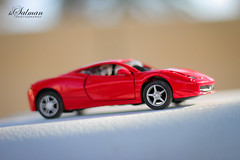Toy Car (hisalman) Tags: red car toy small vehicle
