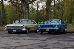 Wunderschne alte Ford Fahrzeuge (ingrid eulenfan) Tags: auto old ford car alt oldtimer mustang fahrzeug automobil kraftfahrzeug