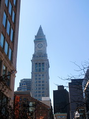 Tower of Custom House (Autistic Reality) Tags: usa building tower boston architecture america buildings ma hotel us unitedstates massachusetts unitedstatesofamerica towers structures structure hotels custom neoclassical customs greekrevival customhouse customhousetower suffolkcounty commonwealthofmassachusetts cityofboston ammiyoung mckinleysquare customhouses ammiburnhamyoung peabodyandstearns neoclassicalstyle ammibyoung trojungbrannen jungbrannenassociatesinc