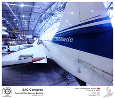 Duxford_12-2014_011_B (VF-travelphotography) Tags: camera travel england museum architecture unitedkingdom events airplanes places concorde duxford vehicle fotografia airspace cambridgeshire aviones bac postales gopro imperialwarmuseumduxford goprohero3