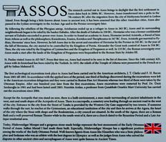Assos Ancient Cities (Feridun F. Alkaya) Tags: turkey greek ancient ngc historical assos asos behramkale assus