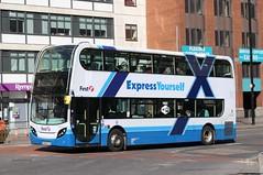 Alexander-Dennis Trident2 Enviro400 (DennisDartSLF) Tags: bus bristol first enviro expressyourself alexanderdennis 33415 trident2 enviro400 wa56ftn somersetandavon