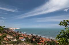 Brasil - Icapu (Nailton Barbosa) Tags: brazil praia brasil de mar nikon bresil barcos brasilien cear da pesca litoral brasile pescador ce oceano nordeste brsil redonda lagosta icapui d80 icapu