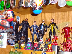 wolfenm-marvelcol-avengers-13 (WolfenM) Tags: comics toy toys wasp ironman collection actionfigures hawkeye hulk marvel fandom marvelcomics avengers tonystark thehulk nickfury ultron clintbarton janetvandyne marvelcollection philcoulson agentcoulson agenthill matiahill