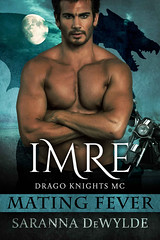 Imre: Drago Knights MC (CoverReveals) Tags: contemporary romance paranormal