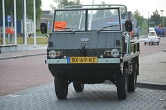 1973 Steyr Puch 700 APT Halflinger BX-69-RZ (Stollie1) Tags: apt 700 1973 lelystad puch steyr halflinger bx69rz