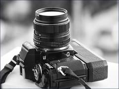 Minolta X700 - Helios 44M-4 - film winder (georgios a.v.) Tags: nikon dof minolta bokeh minoltax700 d200 rokkor nikond200 mflens minoltarokkortc4100