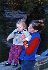 (Jean Arf) Tags: old baby photo gorge lydia ithaca tbt