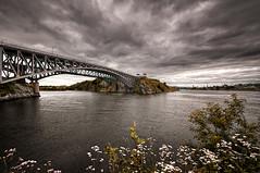 Reversing Falls, Saint John, New Brunswick (angie_1964) Tags: flowers sky nature water clouds landscape outdoor newbrunswick saintjohn reversingfalls sigma1020mmf4 nikond300
