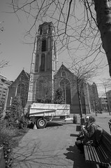 Rotterdam 01-05-2016 SM-21 (Pure Natural Ingredients) Tags: blackandwhite bw white black holland monochrome rotterdam nederland thenetherlands zwart wit zuid benw