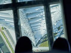 IMGP7448 (SY Huang) Tags: halloween japan architecture tokyo    sundae glassfloor skytree