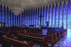 Santurio Dom Bosco (Rita Barreto) Tags: braslia brasil igreja religio f orao distritofederal religiosidade centrooeste igrejacatlica santuriodombosco