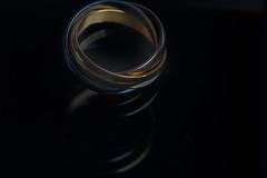Trilogy Ring - Tricolor (Traveller_40) Tags: 180mm 3color 52 522016 designerschmuck gold macro macrolicious makro modeschmuck pippajean pictureaweek prime primelense ring schwarz silber silver tricolor trilogyring closeup costumejewellery marcro 3farbig wwwwtnvsparty