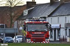 Scania P280 Hamilton 2015 (seifracing) Tags: scottish fire rescue services scania p280 hamilton 2015 brigade trucks motherwell pompier urgence ecosse bomberos seifracing spotting scotland strathclyde security cars vehicles van voiture britain british sl64mdn
