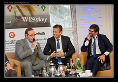 Cybersecurity for IoT Roundtable (wisekeysa) Tags: rot kevin davos wef roundtable spacey bulgari iot wisekey